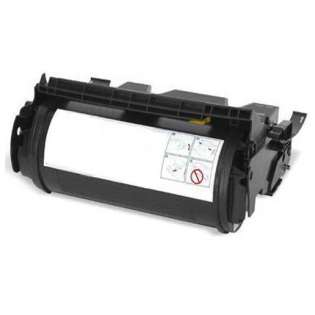 Replacement for Lexmark 12A6735 cartridge - MICR black