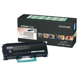 OEM Lexmark X264H11G cartridge - high capacity black