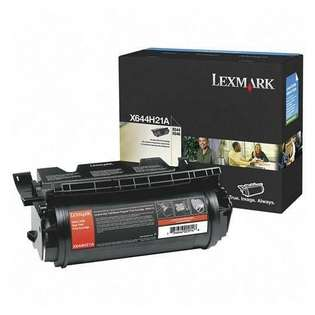 OEM Lexmark X644H21A cartridge - black