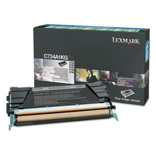 OEM Lexmark X746H4KG cartridge - government TAA black
