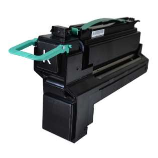 Remanufactured Lexmark X792X2KG toner cartridge - extra high capacity yield black