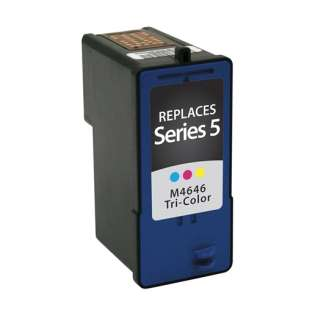 Remanufactured Dell M4646 / Series 5 ink cartridge - high capacity color