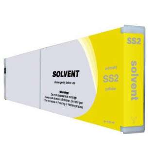 Compatible Mimaki SS2Y, ink cartridge, yellow