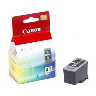 Canon CL-41 Genuine Original (OEM) ink cartridge, color