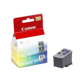 Canon CL-51 Genuine Original (OEM) ink cartridge, color