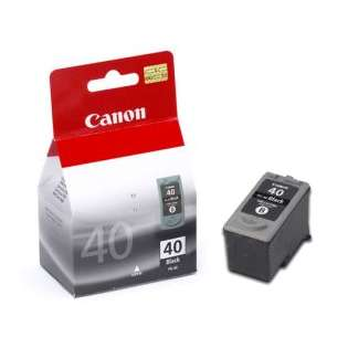 Canon PG-40 Genuine Original (OEM) ink cartridge, pigment black