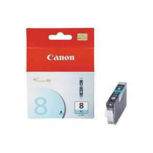 Canon CLI-8PC Genuine Original (OEM) ink cartridge, photo cyan
