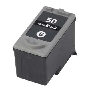 Remanufactured Canon PG-50 ink cartridge - black