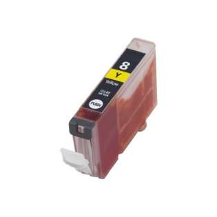 Compatible cartridge Canon CLI-8Y - yellow