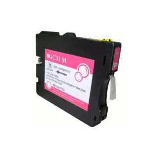 Compatible Ricoh GC31M, 405690, gel ink cartridge, magenta, 1560 pages