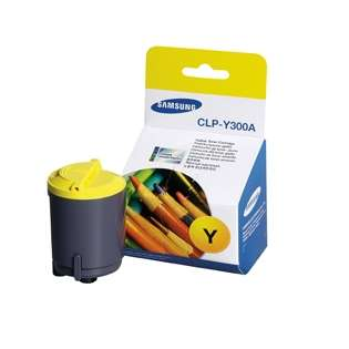 OEM Samsung CLP-Y300A cartridge - yellow