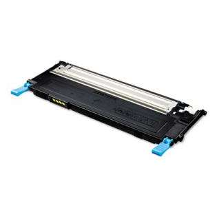 Compatible Samsung CLT-C409S toner cartridge, 1000 pages, cyan