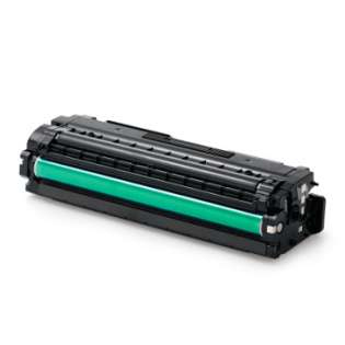 Compatible Samsung CLT-C506S toner cartridge, 3500 pages, cyan