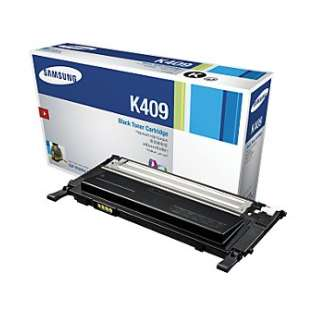 OEM Samsung CLT-K409S cartridge - black