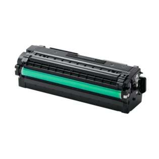 Compatible Samsung CLT-K505L toner cartridge, 6000 pages, high capacity yield, black
