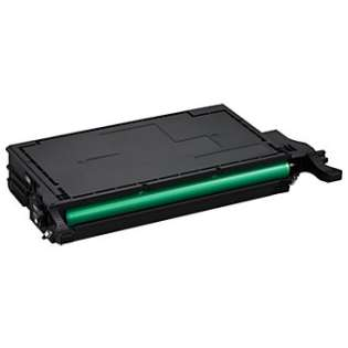 Compatible Samsung CLT-K508L toner cartridge, 5000 pages, high capacity yield, black