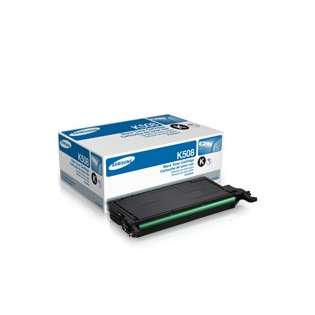OEM Samsung CLT-K508S cartridge - black