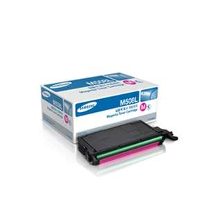 OEM Samsung CLT-M508L cartridge - high capacity magenta