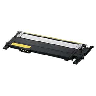 Compatible Samsung CLT-Y406S toner cartridge, 1000 pages, yellow