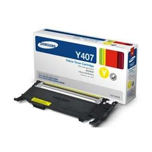 OEM Samsung CLT-Y407S cartridge - yellow