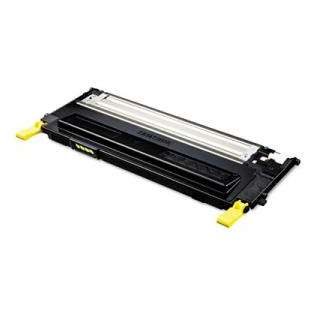 Compatible Samsung CLT-Y409S toner cartridge, 1000 pages, yellow