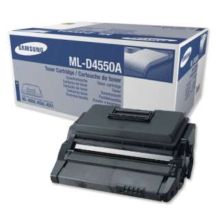OEM Samsung ML-D4550A cartridge - black