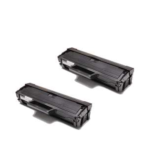 Replacement for Samsung MLT-D111S cartridge - 2-pack