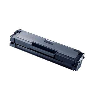 Compatible Samsung MLT-D111S toner cartridge, 1000 pages, black