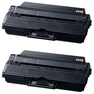 Compatible Samsung MLT-D115L toner cartridge - 2-pack