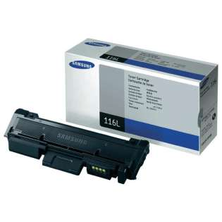 Original Samsung MLT-D116L toner cartridge - high capacity yield black