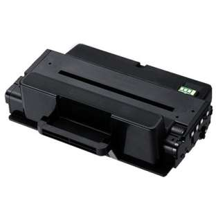 Compatible Samsung MLT-D205E toner cartridge, 10000 pages, extra high capacity yield, black