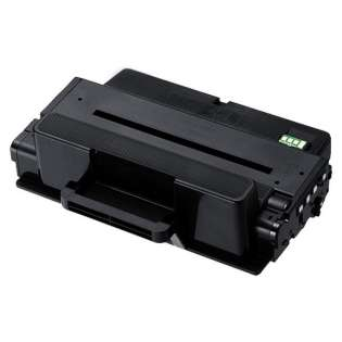 Compatible Samsung MLT-D205L toner cartridge, 5000 pages, high capacity yield, black