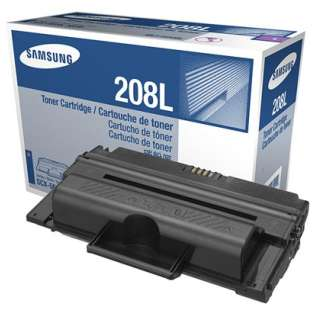 OEM Samsung MLT-D208L cartridge - high capacity black