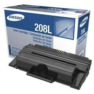 OEM Samsung MLT-P208A cartridges - 2-pack