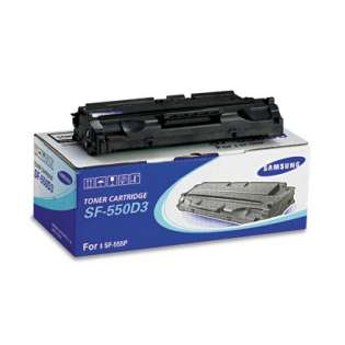 OEM Samsung SF-550D3 cartridge - black