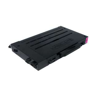 Compatible Samsung CLP-500D5M toner cartridge, 5000 pages, magenta