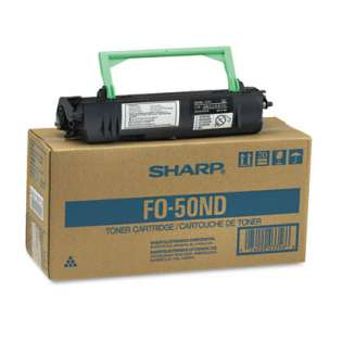 OEM Sharp FO-50ND cartridge - black