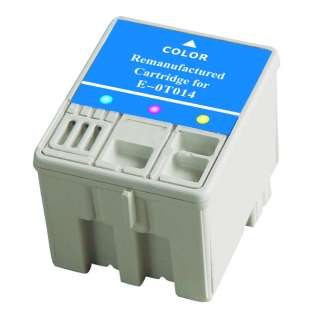 Remanufactured Epson T014201 cartridge - color