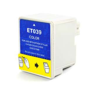 Remanufactured Epson T039020 cartridge - color