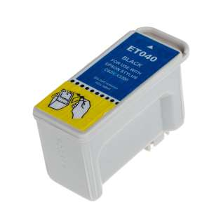 Remanufactured Epson T040120 cartridge - black