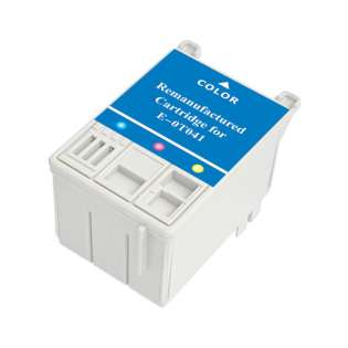 Remanufactured Epson T041020 cartridge - color