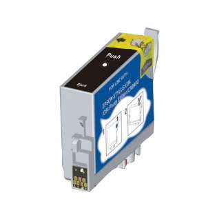 Remanufactured Epson T043120 cartridge - high capacity black