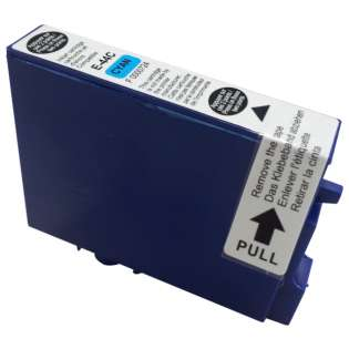 Remanufactured Epson T044220 cartridge - cyan
