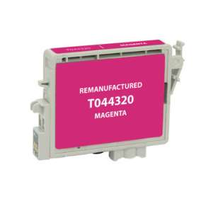 Remanufactured Epson T044320 cartridge - magenta