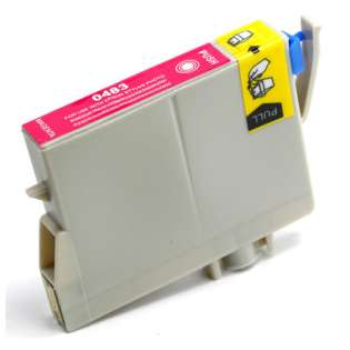 Remanufactured Epson T048320 / 48 cartridge - magenta