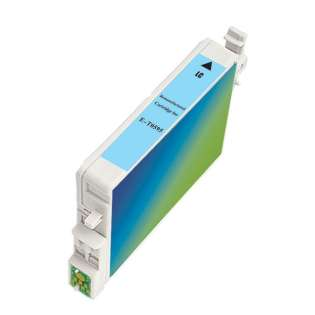 Remanufactured Epson T059520 cartridge - light cyan