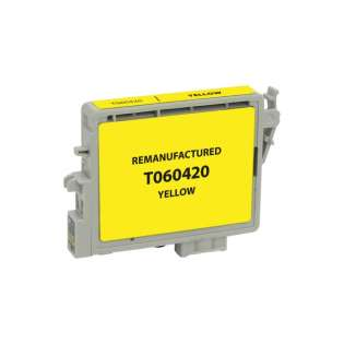 Remanufactured Epson T060420 / 60 cartridge - yellow