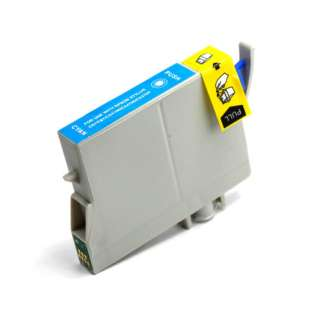 Remanufactured Epson T063220 cartridge - cyan