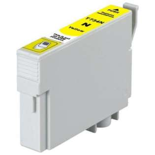 Remanufactured Epson T0734 cartridge - yellow