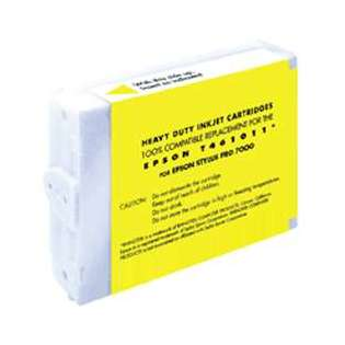 Remanufactured Epson T461011 cartridge - yellow